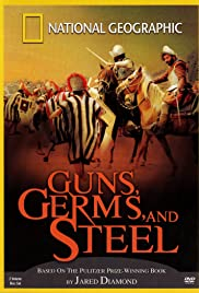 guns germs and steel review Civilisation started with bread and cheese tim radford reviews guns, germs  and steel by jared diamond.