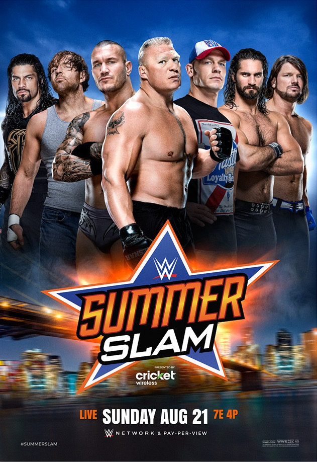 WWE SummerSlam 2016 PPV WEBRip 480p x264 900MB