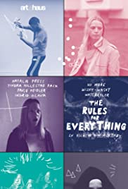 The Rules for Everything Poster