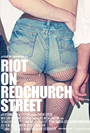 Riot on Redchurch Street Poster