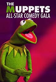 The Muppets All-Star Comedy Gala Poster