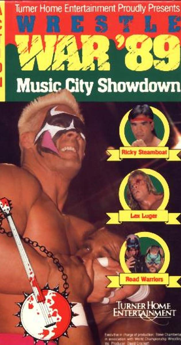 Wcw Nwa Wrestlewar 1989 Imdb