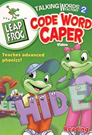 LeapFrog: Talking Words Factory II - Code Word Caper Poster