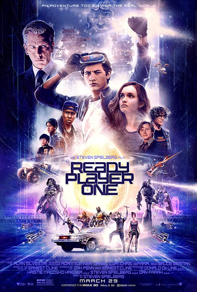 Ready Player One 2018 Movie 840MB