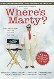 Where's Marty? Poster