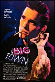 The Big Town Poster
