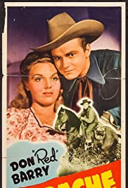 The Apache Kid Poster