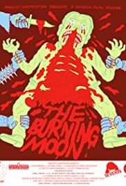 The Burning Moon Poster