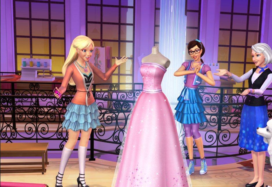 Barbie fashion show скачать