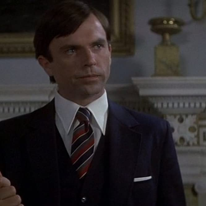 Sam Neill in The Final Conflict (1981)
