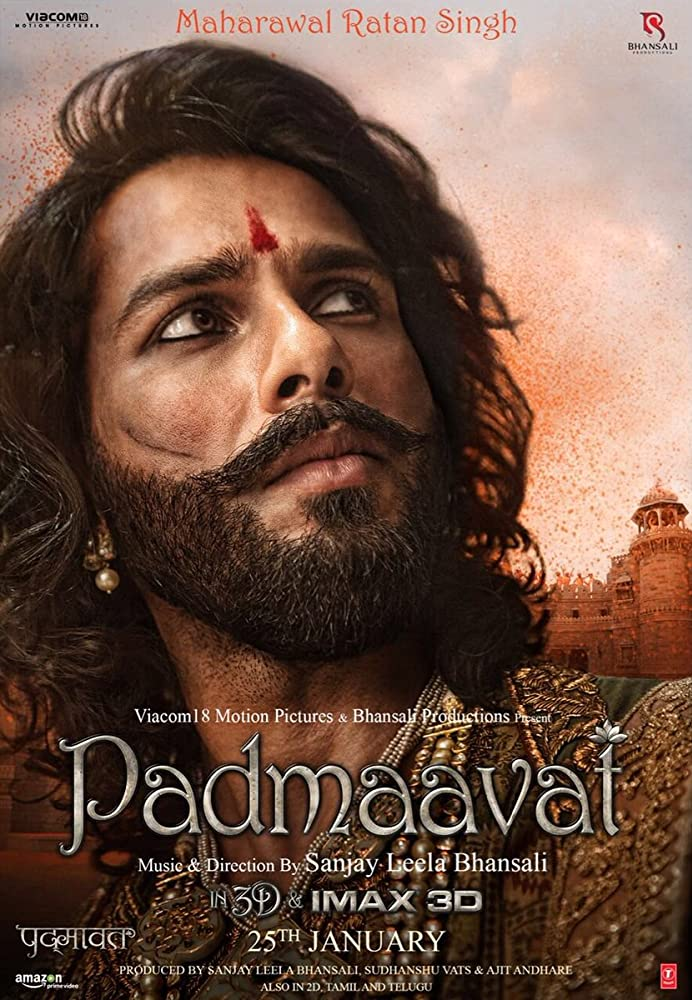 Padmaavat 2018 Hindi Full Movie 980MB
