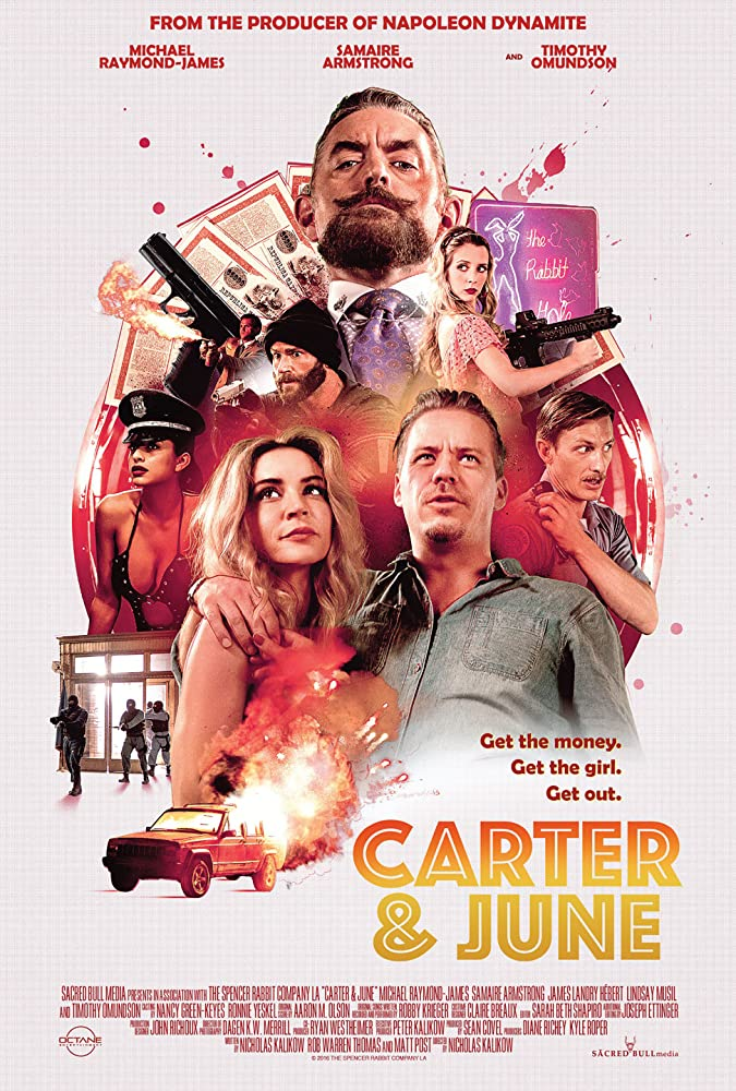 Nonton Carter & June (2018) Subtitle Indonesia