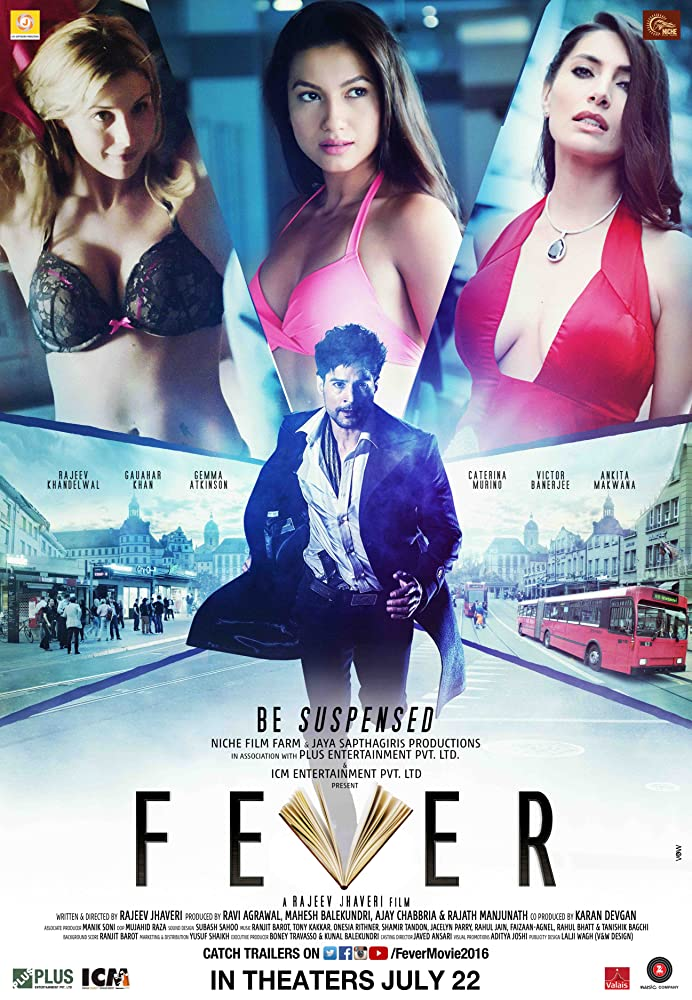 Fever 2016 Hindi HEVC DVDRip x265 700MB