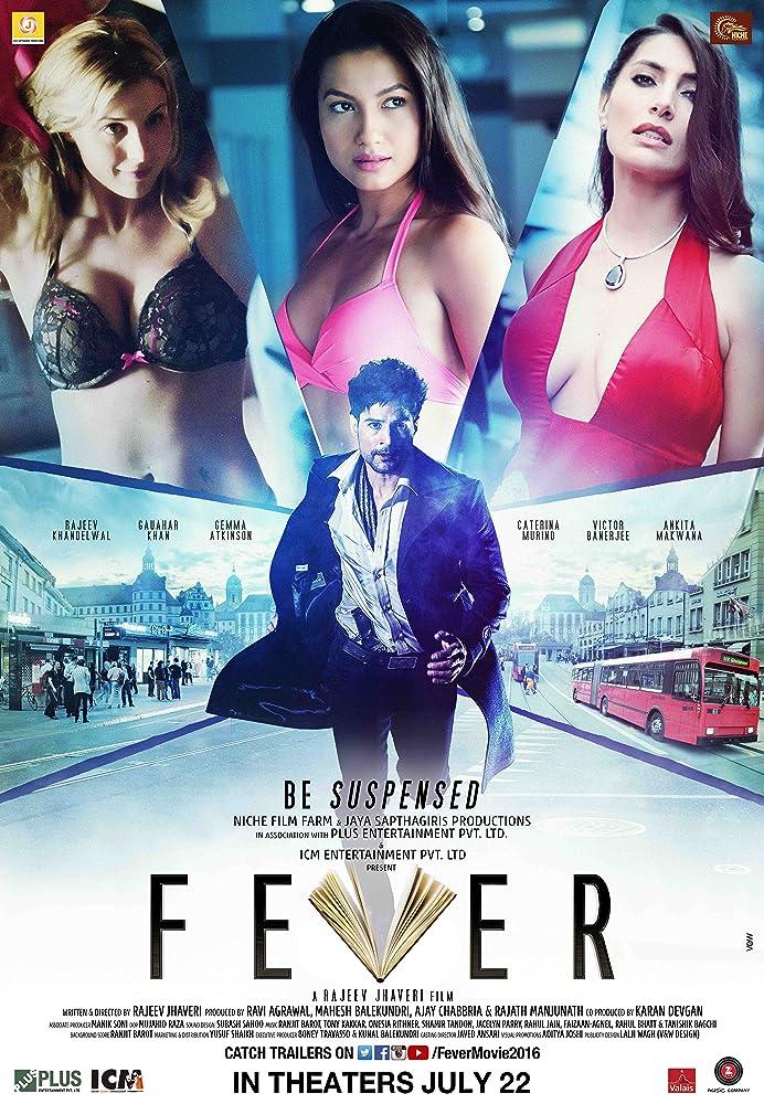 Fever 2016 Hindi HEVC DVDRip x265 700MB