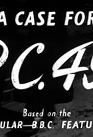 A Case for PC 49 Poster