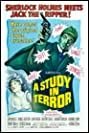 A Study in Terror (1965) Poster