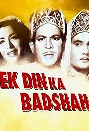Ek Din Ka Badshah Poster