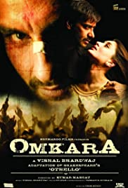othello vs omkara Geoffrey sax's television film of william shakespeare's othello (2001)  in  omkara, the betrayed, distraught and hysterical emilia of the story.