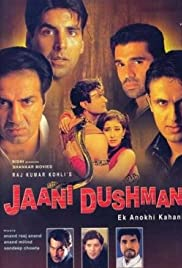 Jaani Dushman: Ek Anokhi Kahani Poster