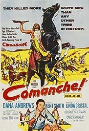 Comanche Poster