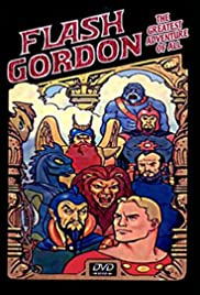 Flash Gordon: The Greatest Adventure of All Poster