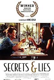 Secrets & Lies Poster