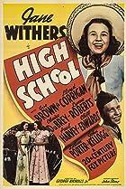 High School (1940) Poster