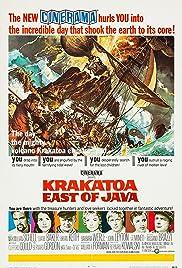 Krakatoa: East of Java Poster