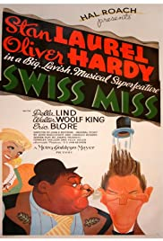 Swiss Miss Poster