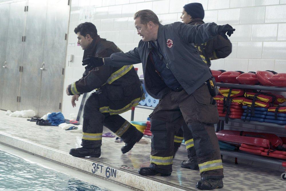 Chicago Fire: Put White on Me | Season 6 | Episode 17