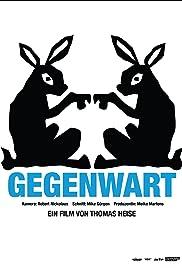 Gegenwart Poster