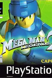 Mega Man Legends 2 Poster