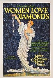 Women Love Diamonds Poster