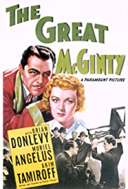 The Great McGinty Poster