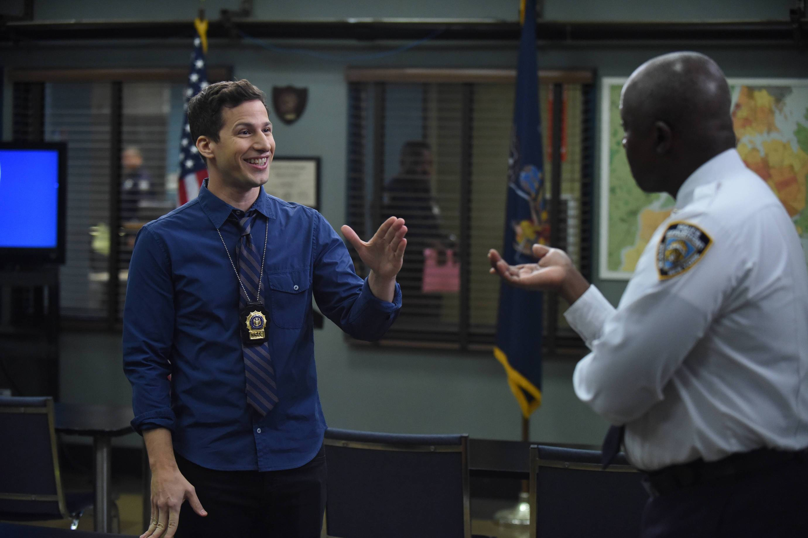 Brooklyn Nine-Nine: The Overmining | Season 4 | Episode 9