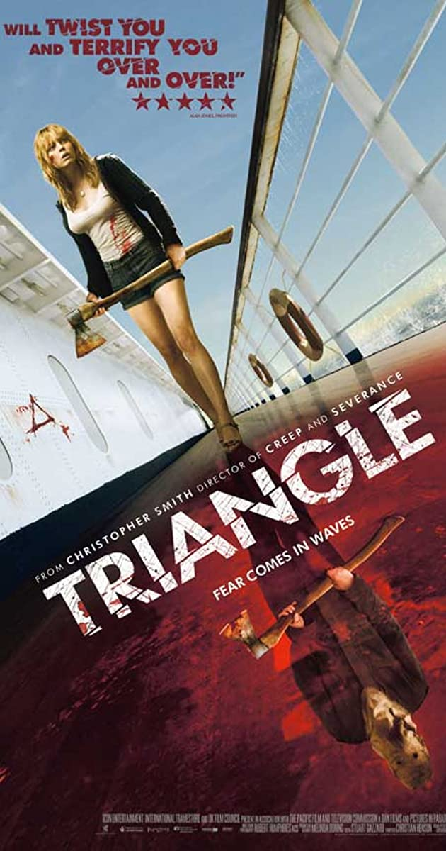 triangle 2009 imdb. Black Bedroom Furniture Sets. Home Design Ideas