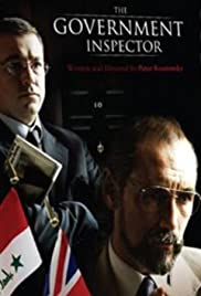 The Government Inspector (2005) Poster - Movie Forum, Cast, Reviews