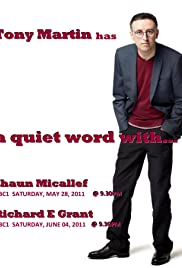 A Quiet Word with... Poster