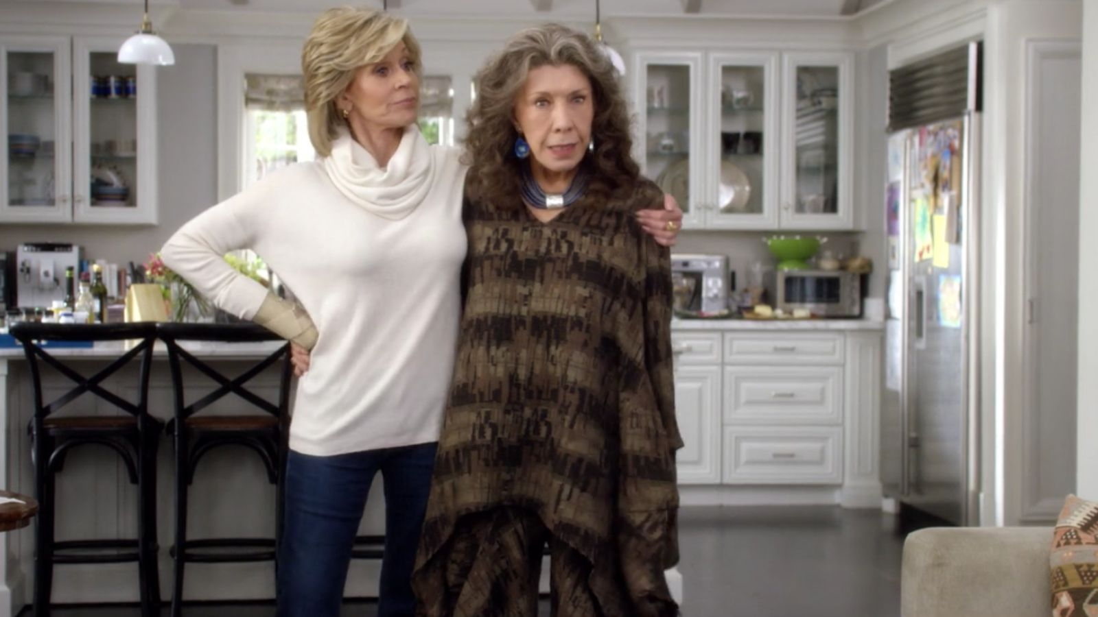 Grace and Frankie: The Coup | Season 2 | Episode 13