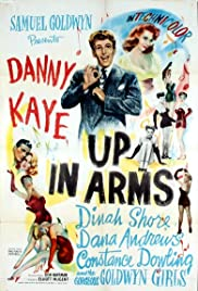 Up in Arms (1944) Poster - Movie Forum, Cast, Reviews