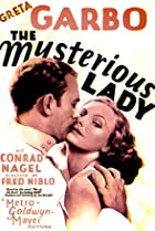The Mysterious Lady (1928) Poster