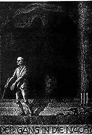 Der Gang in die Nacht Poster