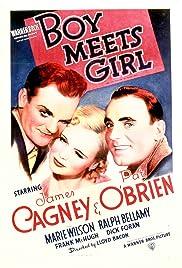 Boy Meets Girl(1938) Poster - Movie Forum, Cast, Reviews