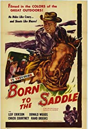 Born to the Saddle Poster