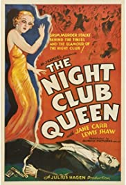The Night Club Queen Poster