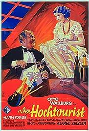 Der Hochtourist Poster