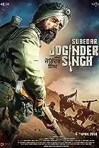 Subedar Joginder Singh Poster