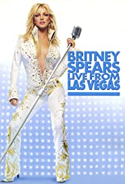 Britney Spears Live from Las Vegas Poster