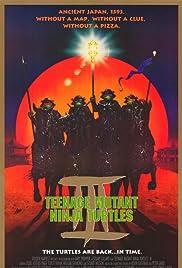 Teenage Mutant Ninja Turtles III Poster