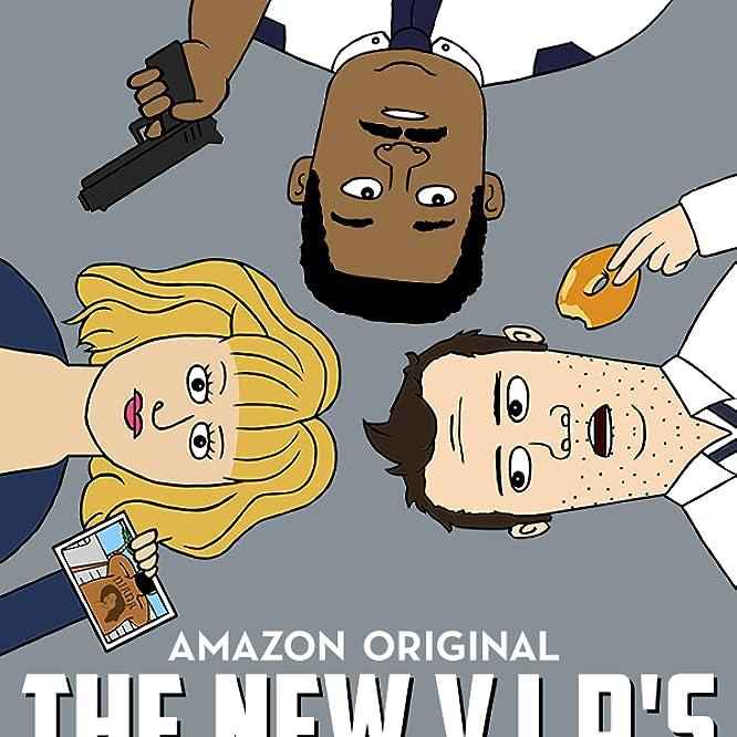 The New V.I.P.'s (2017)